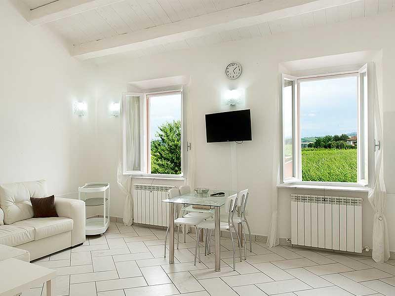 Appartamento PLATINUM con 5 posti letto